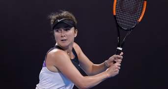 Элина Свитолина уверенно одолела россиянку на турнире в Майами