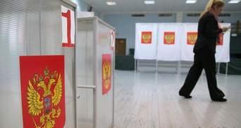 На окупованому Донбасі хочуть відкрити дільниці для голосування до Держдуми