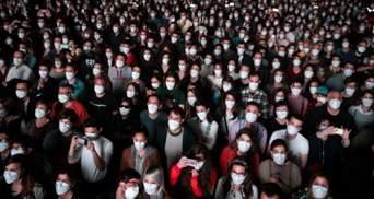 COVID-експеримент: в Іспанії влаштували концерт на 5 тисяч людей – яскраві фото