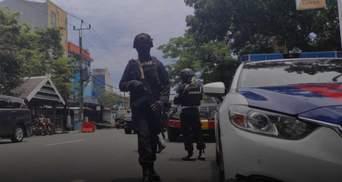 Теракт в церкви в Индонезии: число жертв возросло