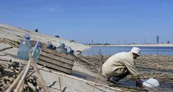 Окупанти подадуть позов проти 3 українців через водну блокаду Криму