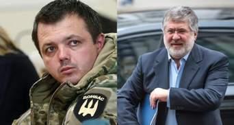Солдаты миллиардера: кто объединил Семенченко с Коломойским – расследование
