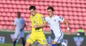 Украина – Финляндия: команды определились с формой на матч отбора ЧМ-2022 – фото