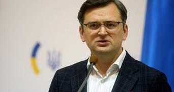 Кулеба закликав засудити агресію Росії проти України після обстрілів під Шумами