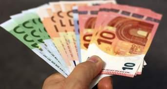 Курс валют на 29 березня: євро відчутно подешевшало