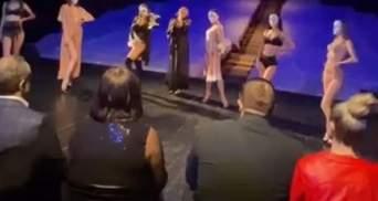 Керівництво Херсонщини на закритій вечірці розважалося з напівголими дівчатами, – ЗМІ