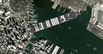 Заблокуйте будь-яке місце на карті судном Ever Given: створили новий розважальний сайт