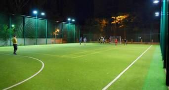 Футбольные поля за 51 миллион: в центральном парке Харькова запланировали масштабный ремонт