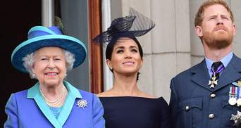Елизавета II отвергла советы принца Гарри и Меган Маркл об изменениях в дворце