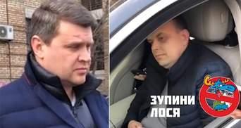 Угрожал патрульным, обзывал чертями: нардеп Ивченко оскандалился – видео