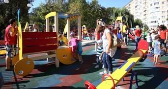 У Тернополі чоловік влаштував стрілянину на дитячому майданчику