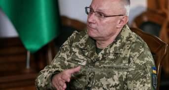 ВСУ готовы к адекватному ответу, – Хомчак отчитался в Раде об обострении на Донбассе
