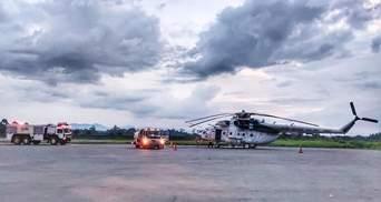 Українські миротворці у Конго евакуювали важкопоранених військових