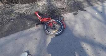 На Вінниччині нетверезий водій на смерть збив двох дітей: фото