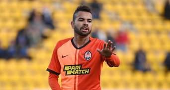 Второй Тайсон: бразилец из Шахтера отказался продлевать контракт с клубом