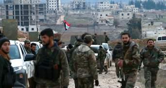 Україна засудила режим Асада та його російського куратора в Сирії