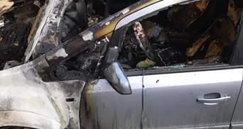 Біля Дніпра згоріло авто: всередині знайшли тіло зниклого безвісти директора магазину
