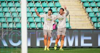 Шахтар обіграв Ворсклу завдяки дублю Мораеса, який забив 100 гол в УПЛ: відео