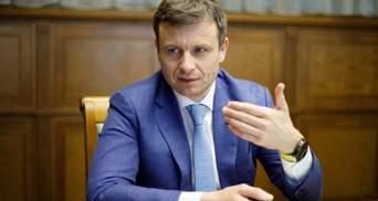 Украине уже некомфортно без денег МВФ, – Марченко