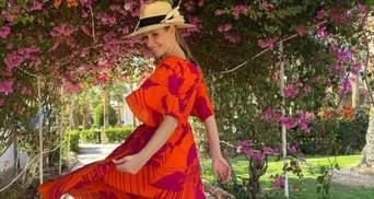 Катя Осадча підкорила стильним образом у літній сукні: яскраве фото з Єгипту