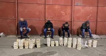 У трубах було 80 кілограмів кокаїну: 4 громадян Ізраїлю судитимуть в Україні