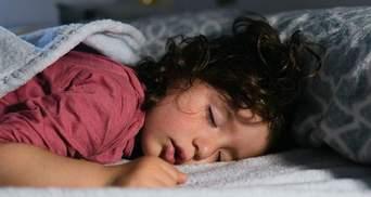 Неочікувані наслідки нестачі сну на здоров'я дитини: які проблеми виникають