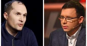 Мураев – российский агент, – Бутусов почти побил экс-нардепа в прямом эфире
