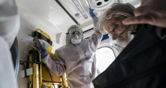 COVID-рекорд в Украине: за сутки почти 20 тысяч новых больных и наибольшее количество смертей