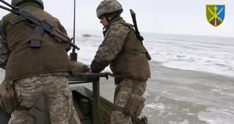 ЗСУ вчилися мінувати узбережжя біля Криму, щоб стримати ворога: відео