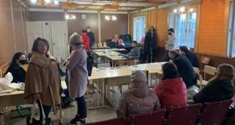 Голосування на 2 дільницях округу №87 на Прикарпатті визнали недійсним, – спостерігачі