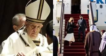 Головні новини 4 квітня: Великдень у розпал пандемії, Зеленський прибув до Катару