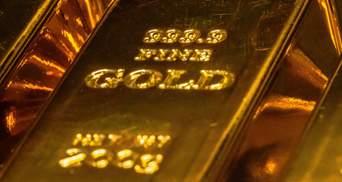 Рекордный обвал за 4 года: что произошло с ценами на золото