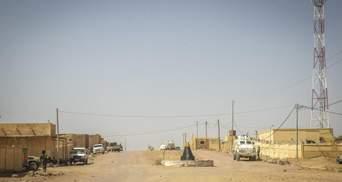 В Мали боевики атаковали базу ООН: погибли миротворцы