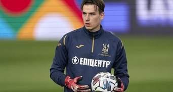 Лунин может стать игроком Тоттенхэма или Боруссии Дортмунд