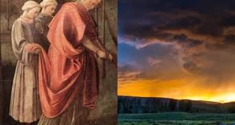 Житія і чудеса святих: у релігійних текстах описані зміни клімату на Землі