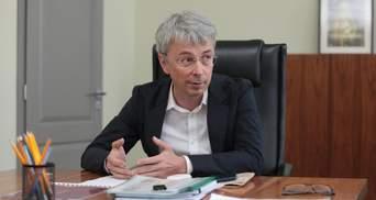 Кафедры реставрации могут восстановить: Ткаченко объяснил процедуру