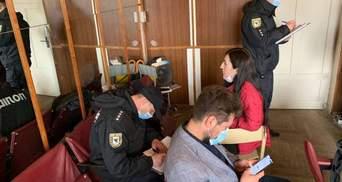 Уже на 4 участках на Прикарпатье признали недействительными результаты голосования