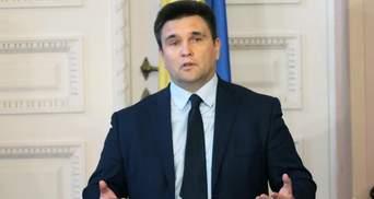 США вже передали Росії сигнал, що цього разу санкціями не обійдеться, – Клімкін