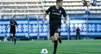Як Громов ефектним ударом забив гол у ворота Руху: відео