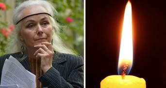 Неделя в реанимации: умерла известная художница Виктория Ковальчук