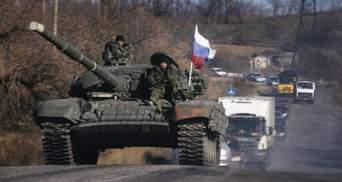 Танки у линии разграничения: ОБСЕ зафиксировала скопление вооружения боевиков на Донбассе