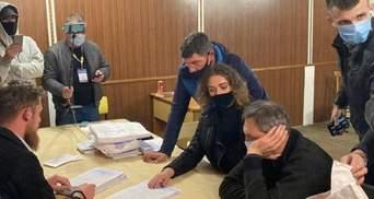 ОПОРА вимагає розслідувань щодо можливих фальсифікацій на окрузі №87