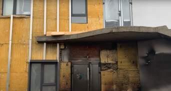 В Киеве неизвестные подожгли строение Центра помощи онкобольным детям, – Притула