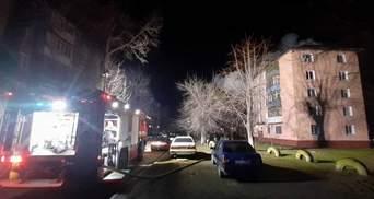 У Запоріжжі спалахнула квартира: у пожежі загинули 3 людей