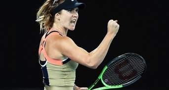 Світоліна залишилася у топ-5 рейтингу WTA, Ястремська та Костюк покращили позиції