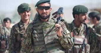 Афганская армия отвоевала ключевой район у талибов