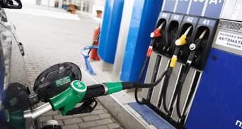 Ціни на пальне в Україні почали знижуватися