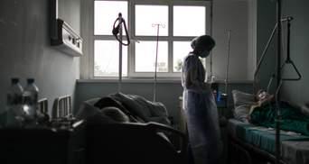 Рекордная заболеваемость и нехватка коек в больницах: 10 областей и Киев в красной зоне