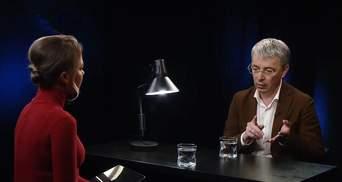Ткаченко объяснил, почему Ани Лорак и Филиппу Киркорову не запретили въезд в Украину