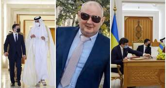 Головні новини 5 квітня: угоди Зеленського в Катарі та український слід у викраденні Чауса